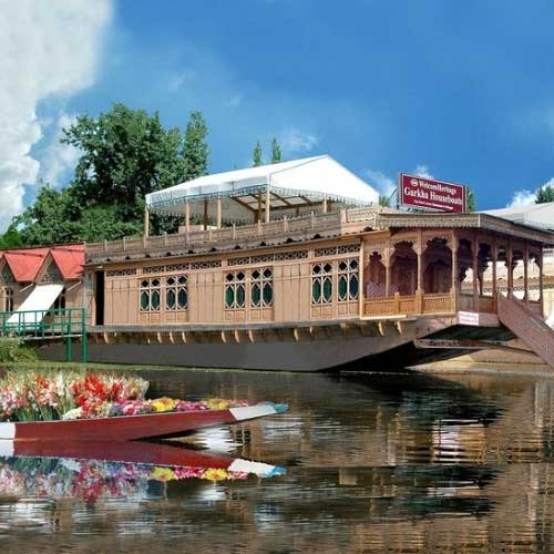 Heaven of Earth Kashmir