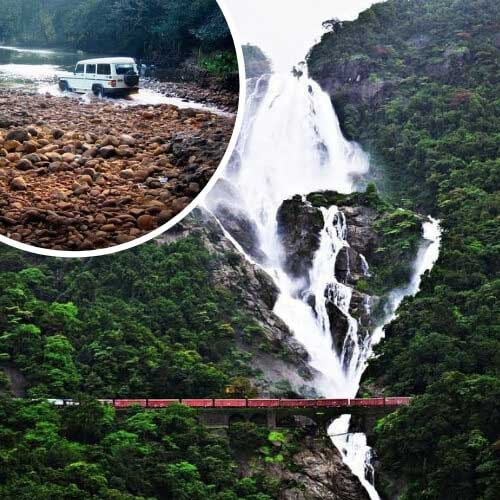Dudhsagar with Safari