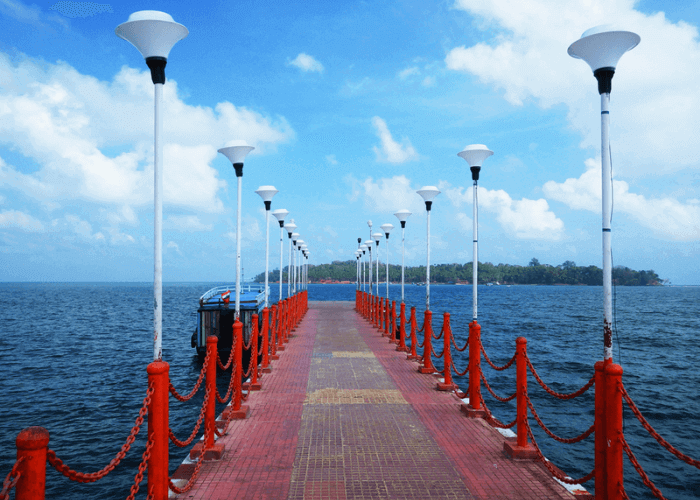 Day 01: Aarrive To Port Blair