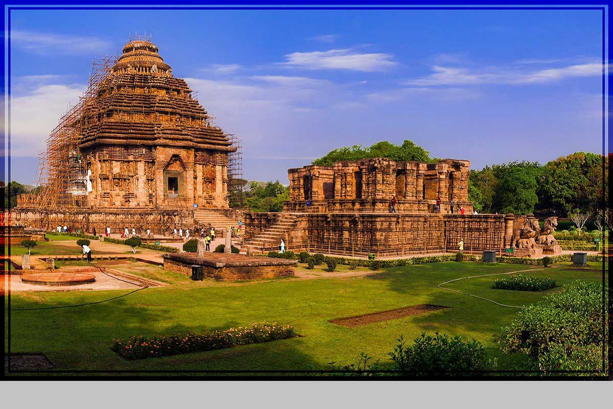 Odisha Tour Package 03 Nights 4 Days