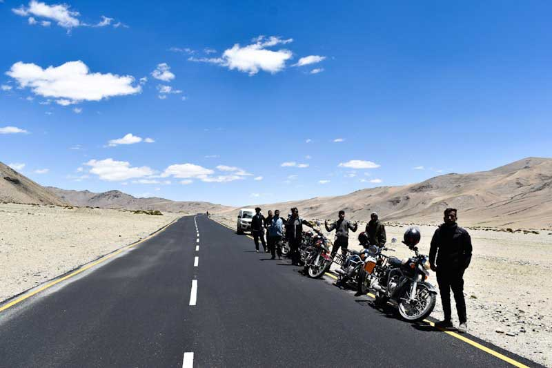 Adventure Ride in Ladakh